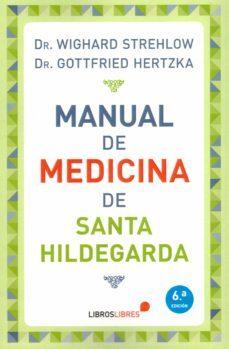 portada Manual de Medicina de Santa Hildegarda