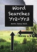 Word Searches yr 2- yr 3 (libro en Inglés)