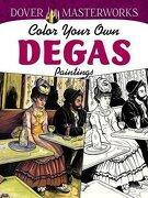 Dover Publications Color su Propio (libro en Inglés)