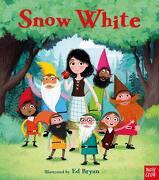 Fairy Tales: Snow White (Nosy Crow Fairy Tales) (libro en Inglés)