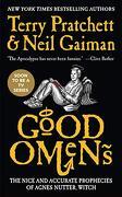Good Omens (libro en Inglés) - Neil Gaiman,Terry Pratchett - Harper Torch