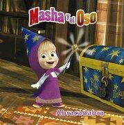 Masha y el Oso: Abracadabra - Varios Autores - ALTEA