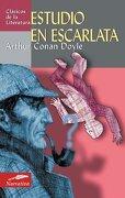 Estudio en Escarlata - Arthur Conan Doyle - Edimat Libros