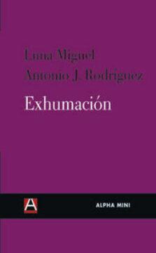 portada Exhumacion