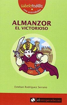 portada Almanzor el Victorioso