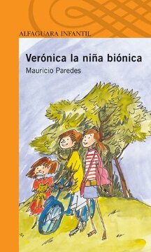portada Verónica, la Niña Biónica