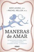 Maneras de Amar - Amir Levine,Rachel Heller - Urano