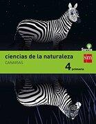 Savia, Ciencias de la Naturaleza, 4 Educación Primaria (Canarias) - Alicia Soria Tosantos,Juan Miguel Hidalgo García,Vicente Moratalla De La Hoz - Ediciones Sm