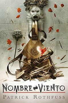 portada El Nombre del Viento (Edición de Lujo por el 10º Aniversario de la Publicación)
