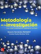 Metodologia de la Investigacion - Roberto Hernandez-Sampieri; Christian P. Mendoza - Mcgraw-Hill
