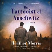 The Tattooist of Auschwitz (libro en Inglés) (Audiolibro)