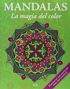 Mandalas la Magia del Color 6 Verde - Vergara &Amp; Riba - Vergara & Riba
