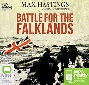 The Battle for the Falklands (libro en Inglés)
