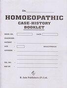 Homeopathic Case History Booklet (libro en Inglés)