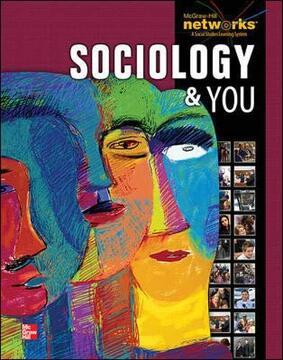 portada Sociology & you (Mcgraw-Hill Networks) (libro en Inglés)