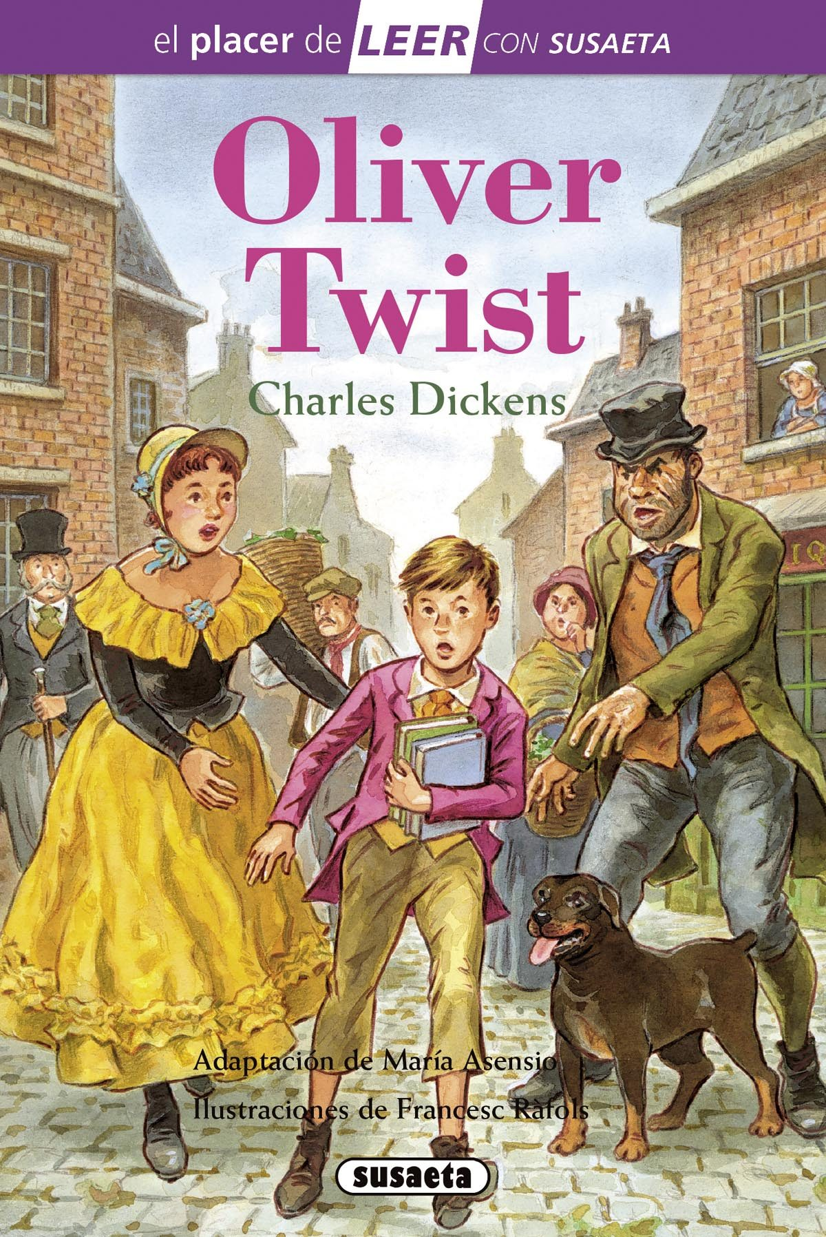 Oliver twist; charles dickens