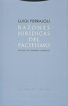 portada Razones Juridicas del Pacifismo