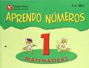 Aprendo Numeros Cuaderno 1 (5-6 Años) - Fraile Martin, Javier - Vicens Vives Primaria S.A.