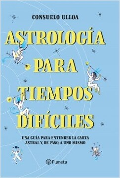 portada Astrologia Para Tiempos Dificiles