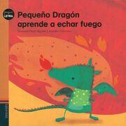 Pequeno Dragon Aprende a Echar Fuego