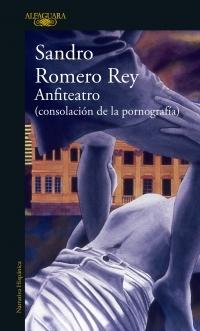 portada Anfiteatro (Consolación de la pornografia)