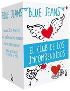 Pack el Club de los Incomprendidos - Blue Jeans - Booket