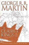 A Clash of Kings: The Graphic Novel: Volume two (a Game of Thrones: The Graphic Novel) (libro en Inglés)