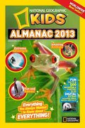 National Geographic Kids Almanac 2013 (libro en Inglés)