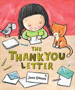 The Thank you Letter (libro en Inglés)
