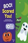 Boo! Scared You! (libro en Inglés)