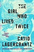 Millennium 6: The Girl who Lived Twice - Knopf