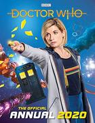 Doctor Who: Official Annual 2020 (libro en Inglés)
