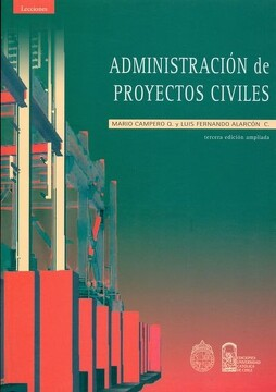 portada Administracion de Proyectos Civiles