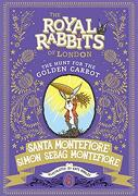 Royal Rabbits of London #4 (libro en Inglés)