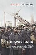 The way Back (libro en Inglés)