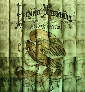 portada Himno Nacional Mexicano