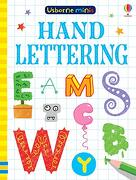 Hand Lettering (Usborne Minis) (libro en Inglés)