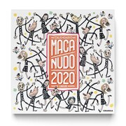 MACANUDO 2020, CALENDARIO DE PARED