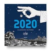 QUINO 2020, CALENDARIO DE PARED