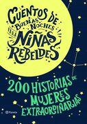 Paq. Cuentos de Buenas Noches Para Niñas Rebeldes / 2 Vols. (Estuche)