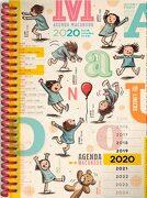 Macanudo 2020 Anillada Letras - No Especificado - Granica