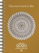 Mandalas 2020, Agenda Anillada - No Especificado - Granica