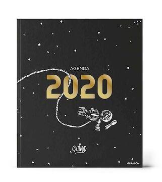 portada Quino 2020 Ecuadernada Negro