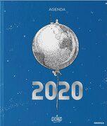 Quino 2020 Ecuadernada Azul - No Especificado - Granica