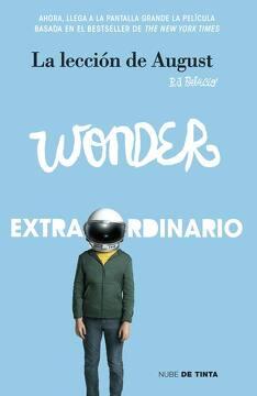portada Wonder 1 la Leccion de August