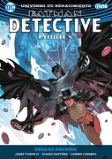 Batman Detective Comics 4 Deus ex Machina