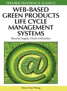 Web-Based Green Products Life Cycle Management Systems: Reverse Supply Chain Utilization (libro en Inglés) - Hsiao-Fan Wang - Information Science Reference