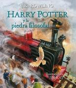 Harry Potter Y La Piedra Filosofal. Edición Ilustrada - Rowling J. K. - Salamandra