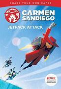 Jetpack Attack (libro en Inglés)