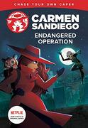Endangered Operation (libro en Inglés)